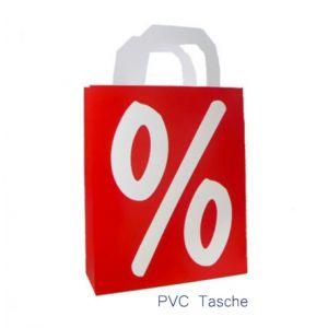 Aktions-Tragetasche aus PVC