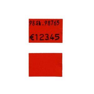Etiketten 16 x 23 für Preisauszeichner Sato Duo