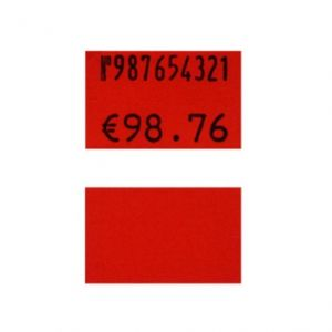 Etiketten 26x16 mm für Judo-Preisauszeichner
