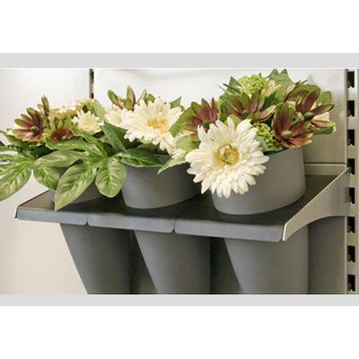 Blumenrahmen mit 3 Vasen