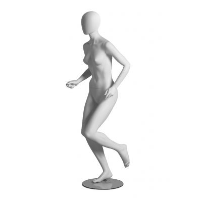 Damen Sportfigur Runner