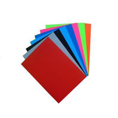 Plakatkarton DIN A4 in verschiedenen Farben