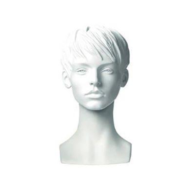 Damen Präsentationskopf speziell für Kopfhörer