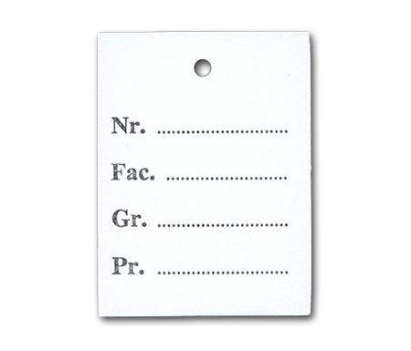 Etiketten bedruckt