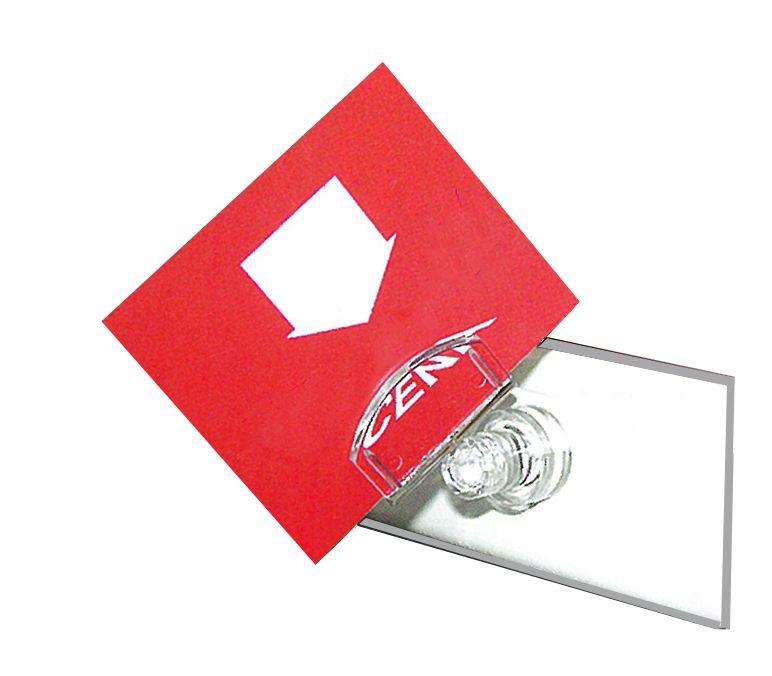 Magnethalter für Schilder