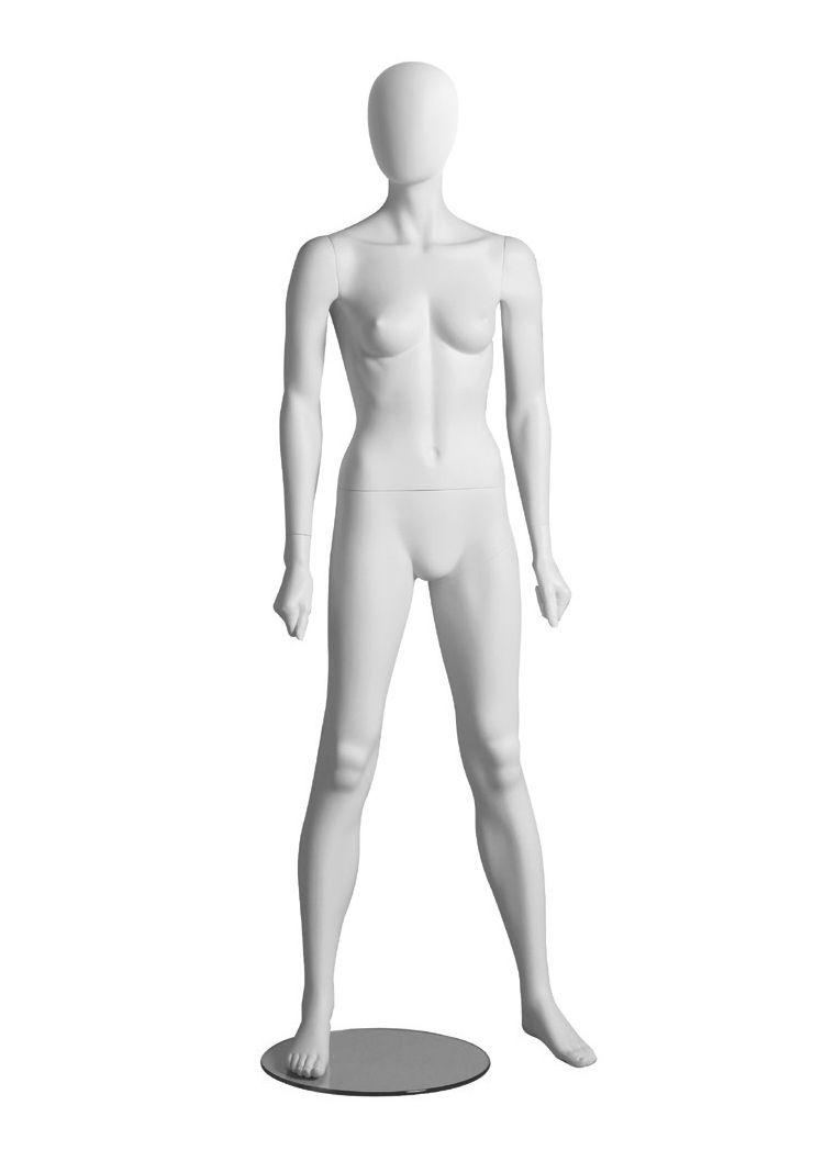 Damen Sportfigur Fitness