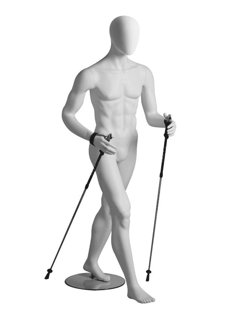 Herren Sportfigur 'Walker'