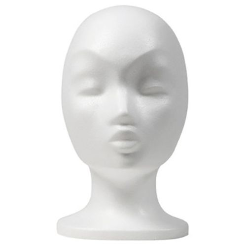 Damen-Dekokopf Styropor