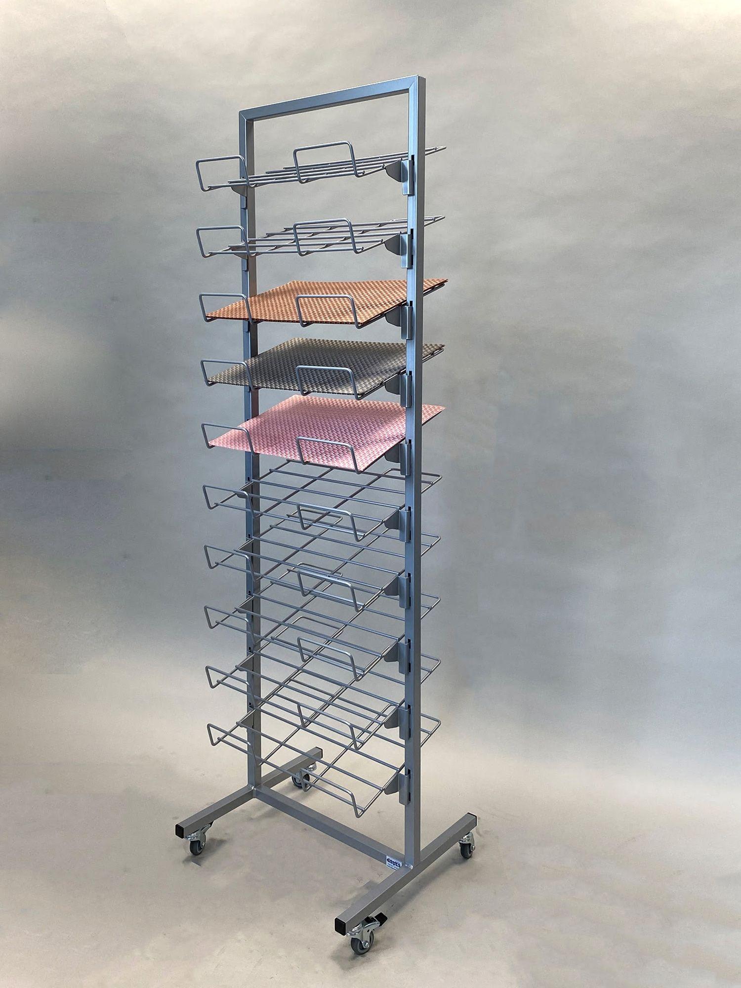 Verkaufsständer für Tisch- und Platz-Sets
